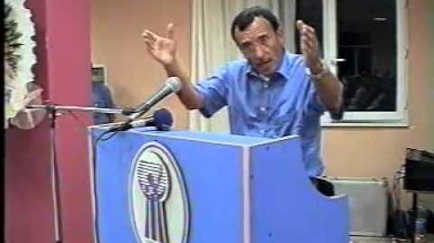 Vali Recep Yazıcıoğlu - terör ve yöneticiler