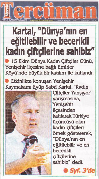 Tercüman gazetesi2