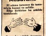 Musâfaha Nedir? Nasıl Yapılır?
