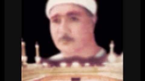 الشيخ مصطفى اسماعيل, سورة القمر و طارق ، تلاوة رائعة