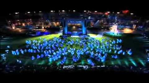 Pescara 2009 XVI Mediterranean Games Opening Ceremony