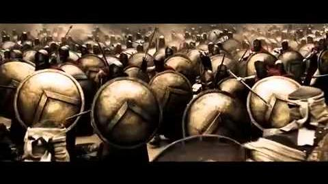 300 Spartalı en iyi sahnesi