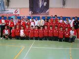 Özel Yıldırımhan Eğitim Kurumları 13 Yaş Altı Balkan Badminton Şampiyonası Kupası Türkiyenin
