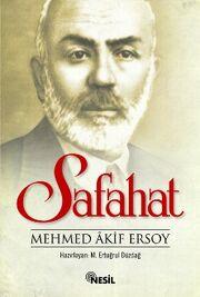Safahat Mehmed Âkif Ersoy