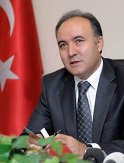 Antalya Valisi Dr.Ahmet Altıparmak