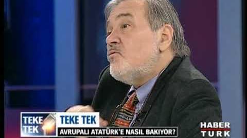 İlber Ortaylı Atatürk'e Avrupalı nasıl bakıyor? Bölüm 5