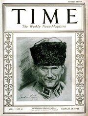 Ataturk Time