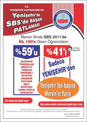 Sbs başarısı 2011
