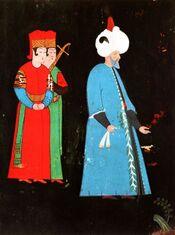 Suleiman Mohacs