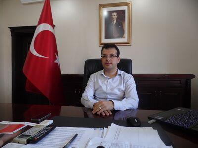 Derik Kaymakamı Ahmet DEMİRCİ