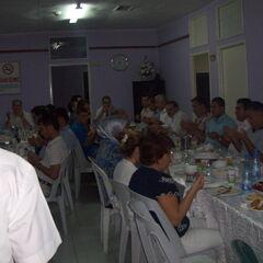Merkezimizde verilen iftar daveti