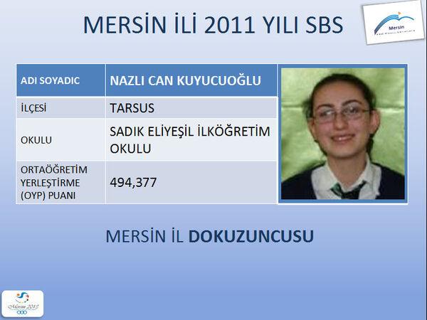 Mersin 2011 sbs12