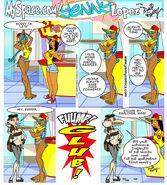Yenny october 7 strip by davealvarez