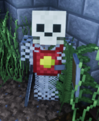 Squelette reanime