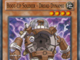 Boot-Up Soldier - Dread Dynamo