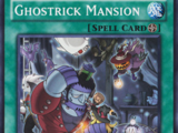 Ghostrick Mansion