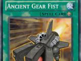 Ancient Gear Fist