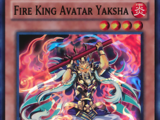 Fire King Avatar Yaksha