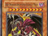 Red Dragon Archfiend/Assault Mode