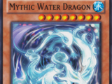 Mythic Water Dragon