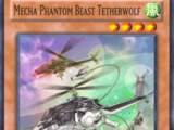 Mecha Phantom Beast Tetherwolf