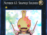 Number 63: Shamoji Soldier