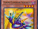 Toon Cannon Soldier