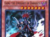 Gorz the Emissary of Darkness