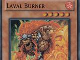 Laval Burner
