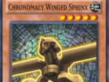 Chronomaly Winged Sphinx