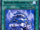 Karakuri Showdown Castle