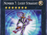 Number 7: Lucky Straight