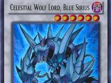 Celestial Wolf Lord, Blue Sirius