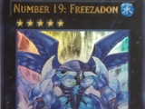 Number 19: Freezadon