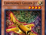 Chronomaly Golden Jet