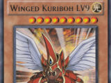 Winged Kuriboh LV9