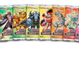 Battle Pack 3: Monster League