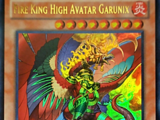 Fire King High Avatar Garunix