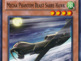 Mecha Phantom Beast Sabre Hawk