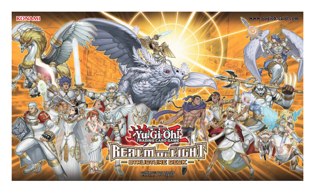 Realm of Light Structure Deck | Wikia Yu-Gi-Oh! tiếng Việt