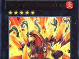 Number 61: Volcasaurus