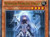 Warrior Princess Virlae
