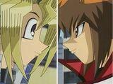 Yugi VS Jaden - BATTLE!