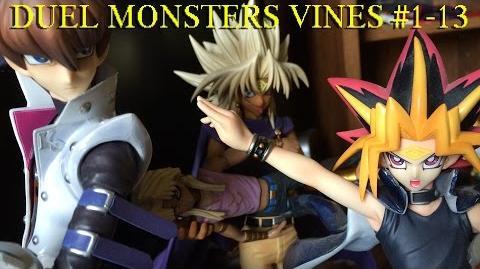 Duel Monsters Vines 1-13
