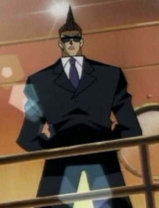Hair Guy   Yu-Gi-Oh Abridged Wiki   Fandom