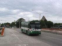 Buss 2280 Pirita sillal
