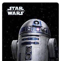 R2-D2 posteri
