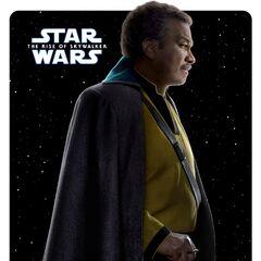 Lando Calrissian posteri