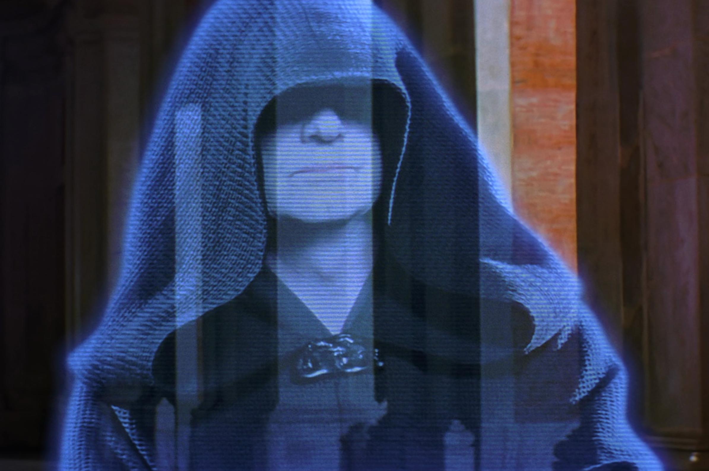 Sidious hologram