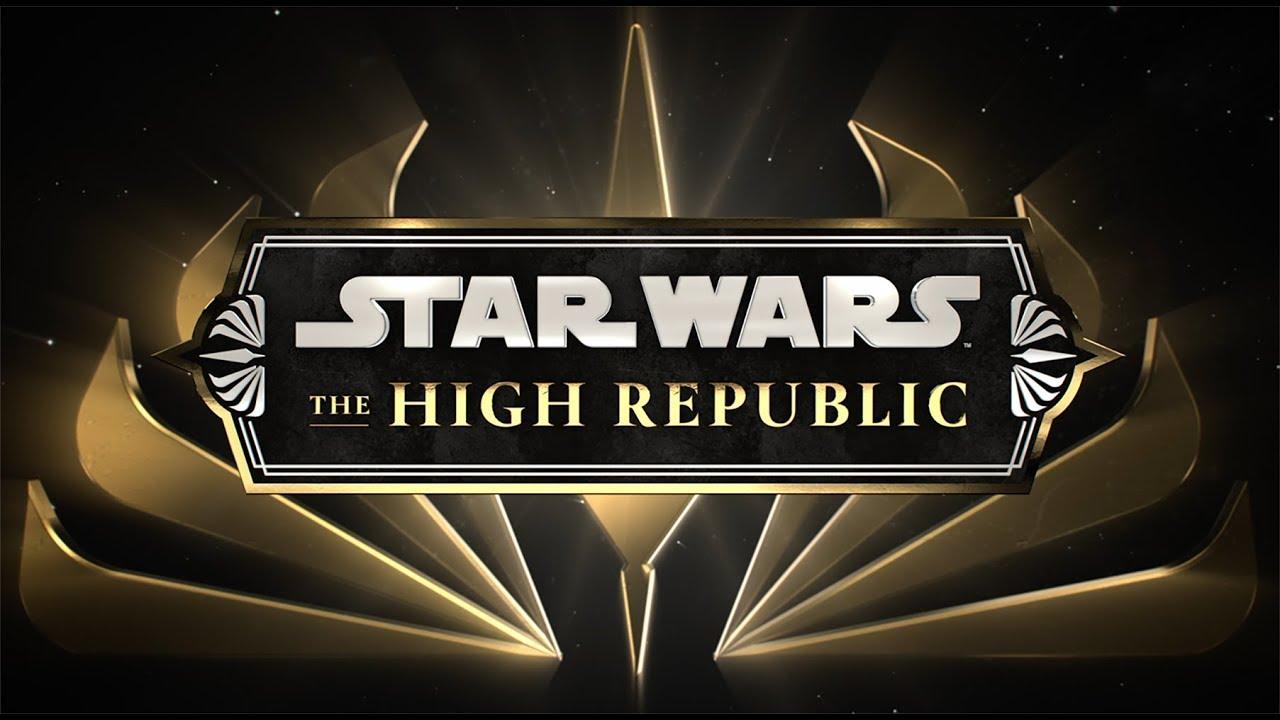 Star Wars The High Republic Announcement Logo